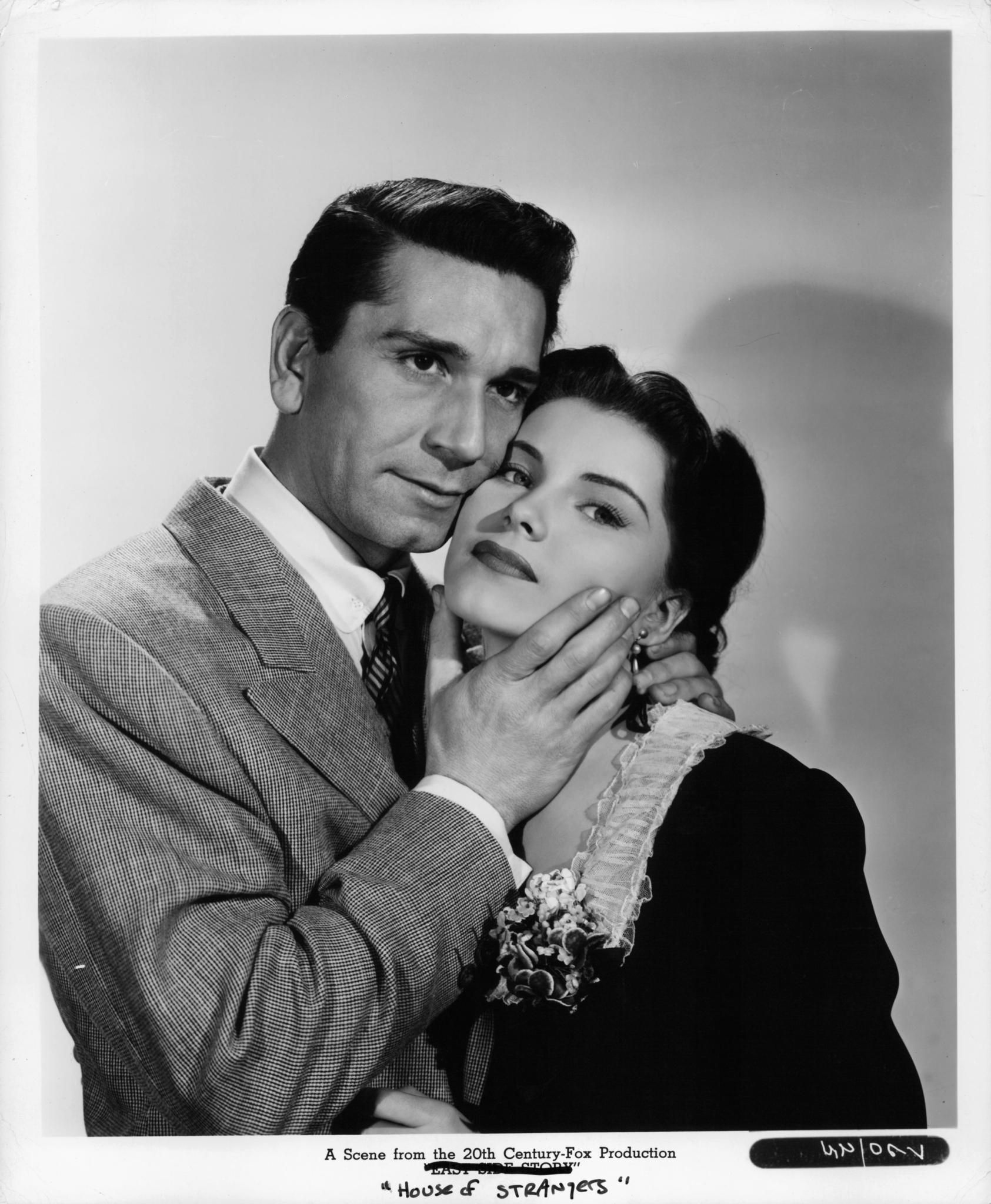 House Of Strangers 1949 Richard Conte Paget Turner Classic Movies
