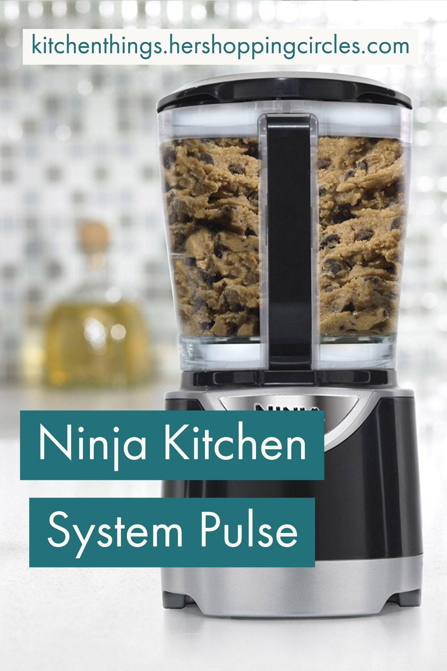 Ninja Kitchen System Pulse | Blenders | Ninja kitchen ...