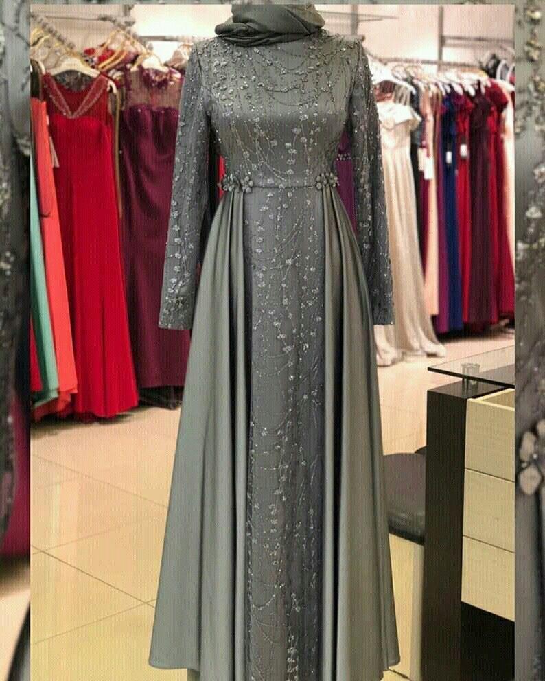 Gamis brokat cantik #dressbrokat Gamis brokat cantik di 11