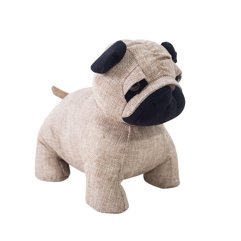 Luxury Animal Doorstop Weighted Pig Puppy Door Stops Gift Door Stoppers