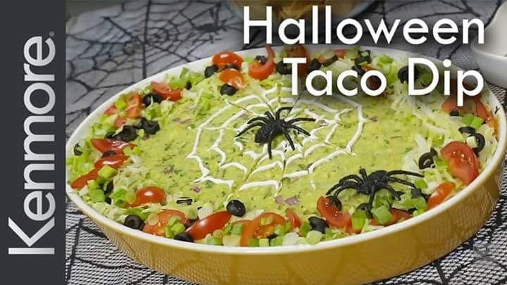 40 Terrific Halloween Food Ideas for a Spooky Halloween Party