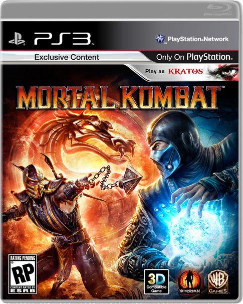 Mortal Kombat 9 Ps3 Pintrest Pinterest Mortal Kombat Juegos