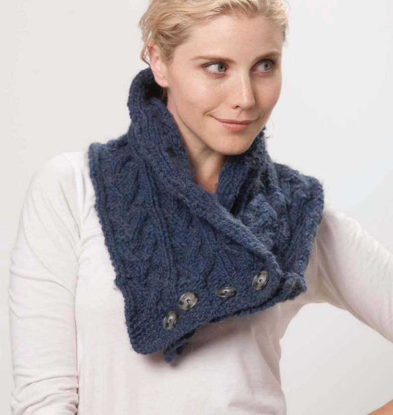 17+ Free Scarf Knitting Patterns Australia   Easy scarf ...