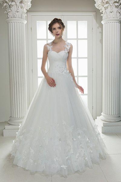 Wedding Dress Hochzeitskleid Brautkleid CRISTINA   Wedding dress ...