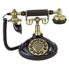 1929 Reproduction Brittany Neophone Telephone wayfair