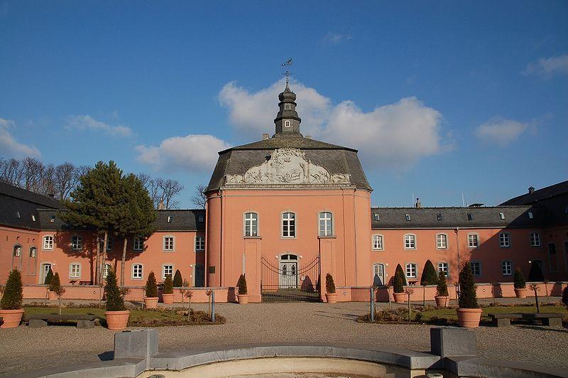 Schloss Wickrath - Mönchengladbach