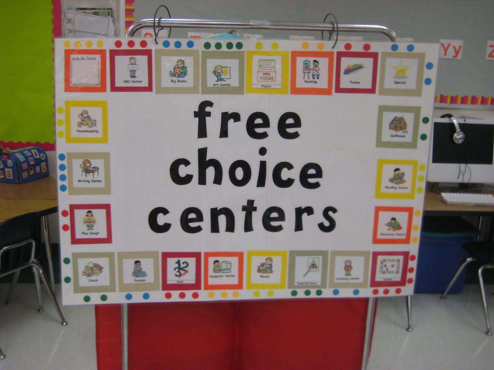Preschool Choice Board | www.imgkid.com - The Image Kid ...