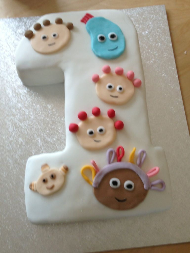 in the night garden, April 12 (With images) | How to make ...