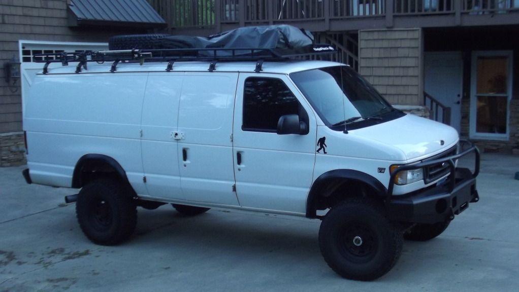 Mt Baja Black Ford Van Google Search Offroad Vans