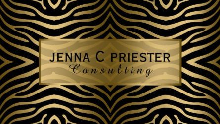 Modern glam black and gold zebra stripes pattern business cards modern glam black and gold zebra stripes pattern business cards cosmetic pinterest printing colourmoves Images