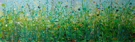 Spring Bank by Sandy Dooley | Artfinder