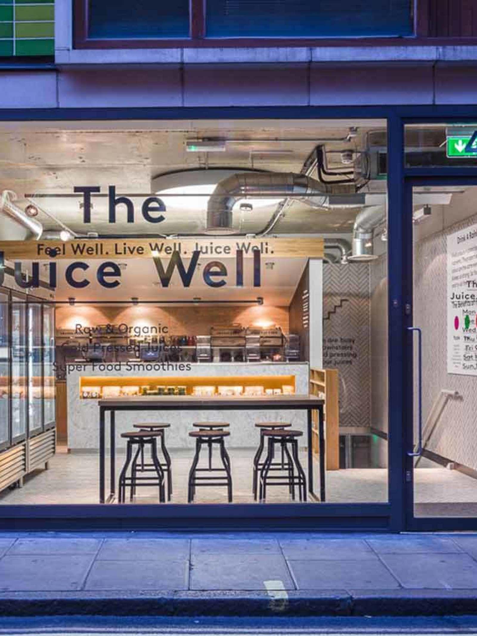 Five of the Best: Juice Bars in London | Idee