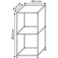 Photo of viasit System4 file shelf white 1 shelves Viasit