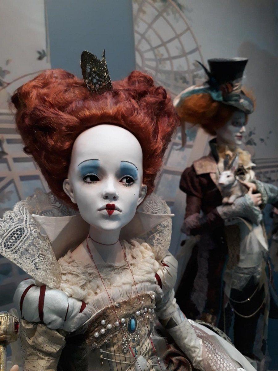 Изящные куклы Алисы Филипповой в 2020 г | Художественные ...