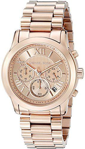 Michael Kors Women's Cooper Rose Gold-Tone Watch MK6275 M... https://www.amazon.com/dp/B0148NEIM0/ref=cm_sw_r_pi_dp_BCbNxbGWS9N8C