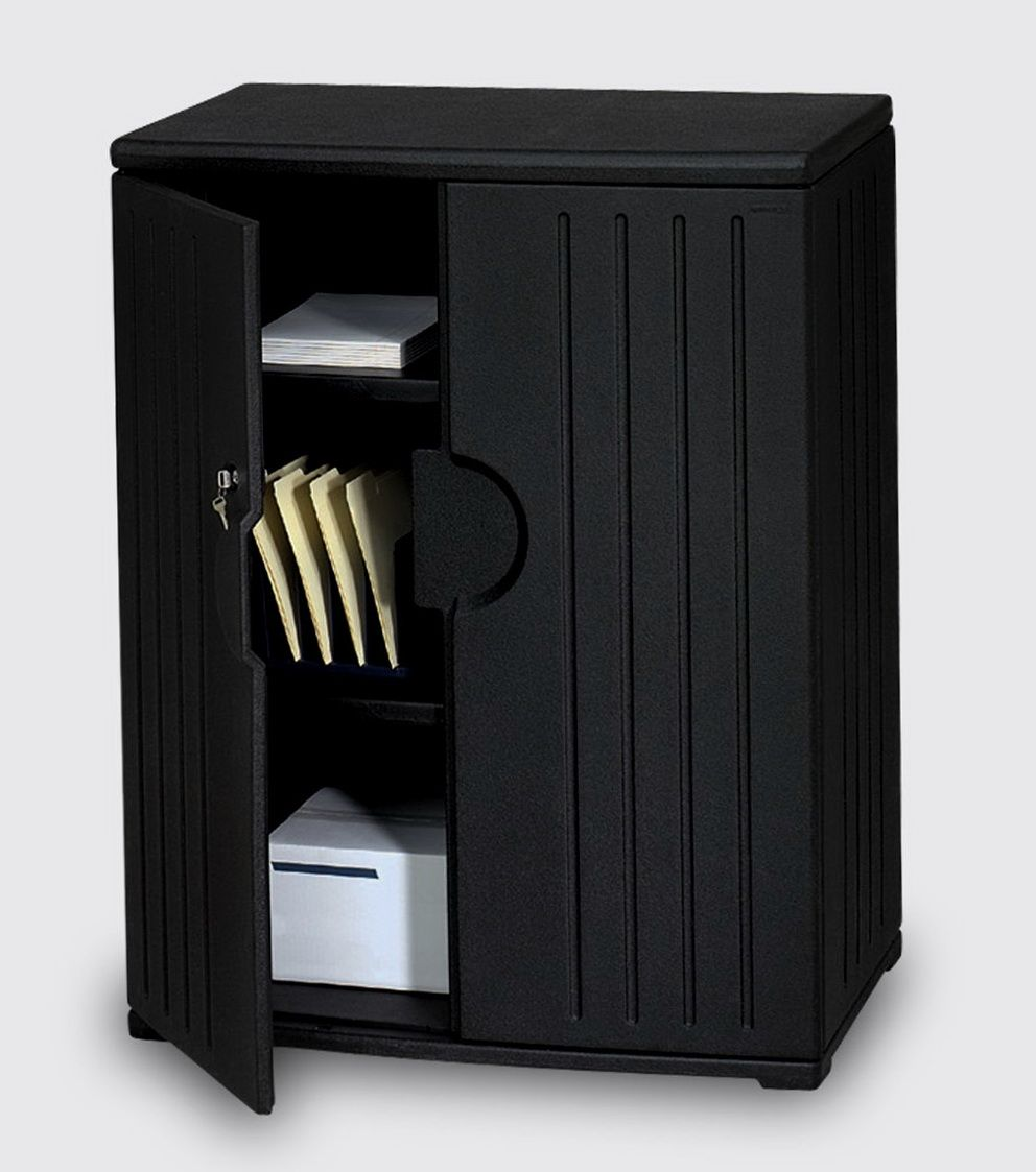 Storage Cabinet Locking Bar Guides Ikea Storage Cabinets