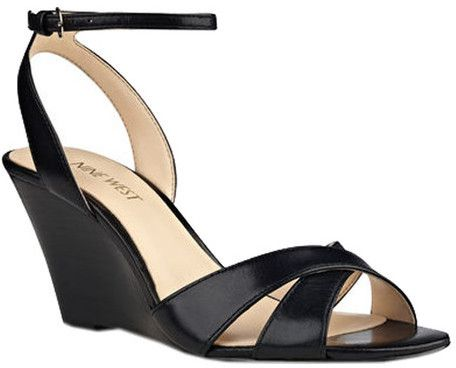 Nine West Kami Wedge Sandal | b playas | Zapatos, Zapatos