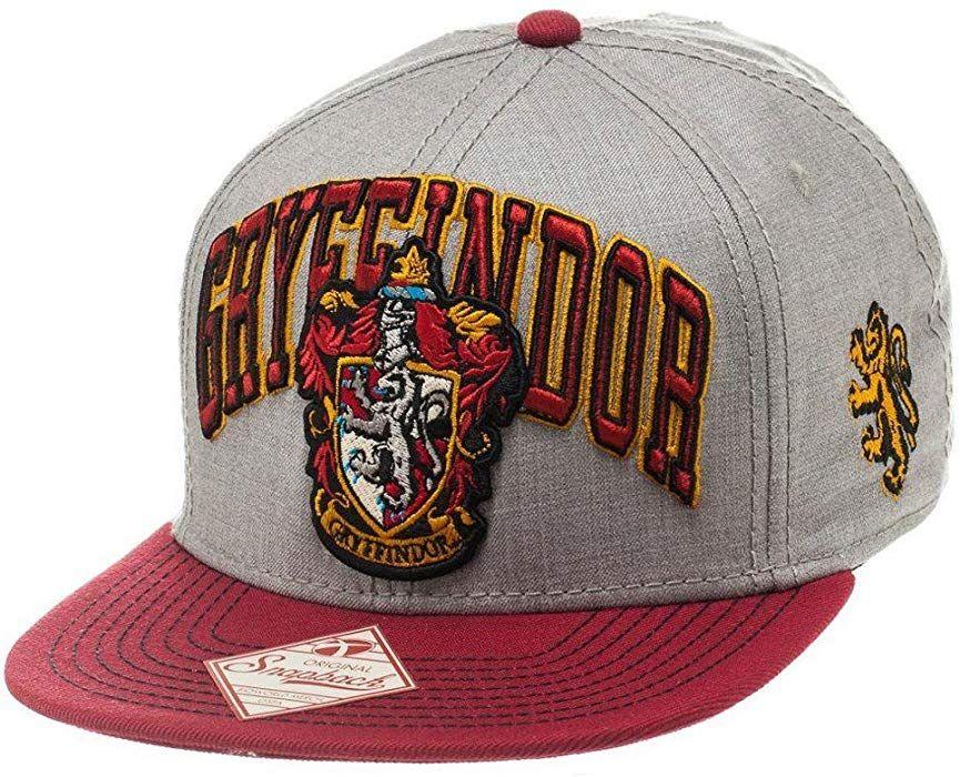 8354112d8 Meroncourt Harry Potter Gryffindor House Crest Baseball Cap, Red ...