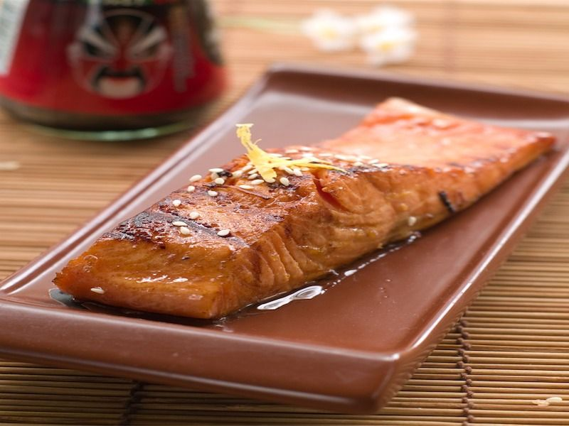 Ginger Salmon Attack Phase, Cruise Phase, Consolidation Phase, Stabilization Phase