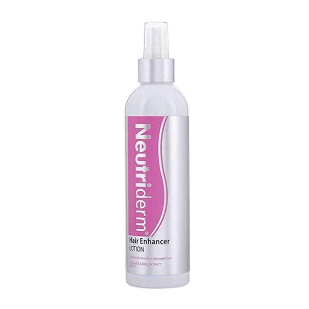 لوشن معزز للشعر من نيوتريديرم 250مل متجر راق Hair Enhancers Hand Soap Bottle Soap Bottle
