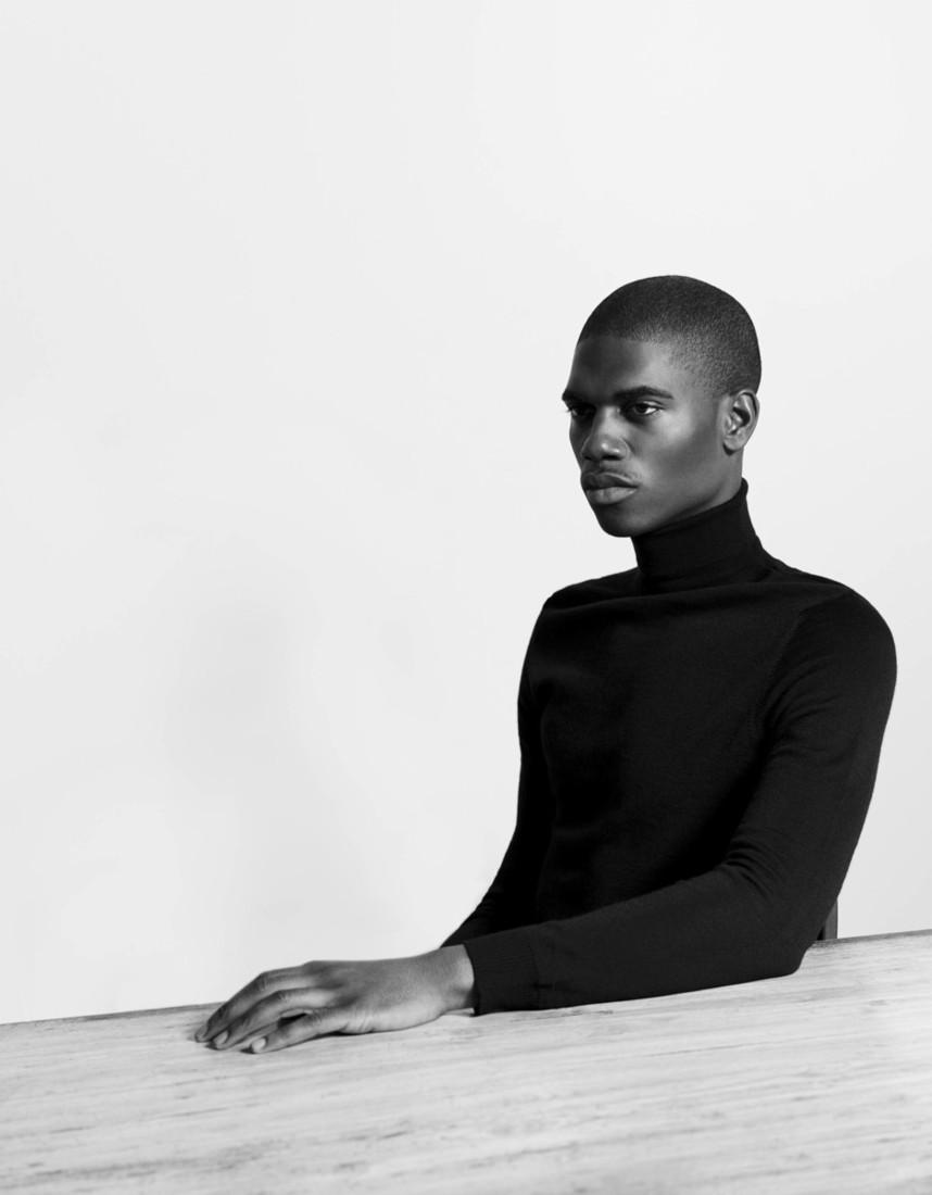 Aaron Turner Men New York Models Black Male Models New York Model Management Mens Fashion Photography