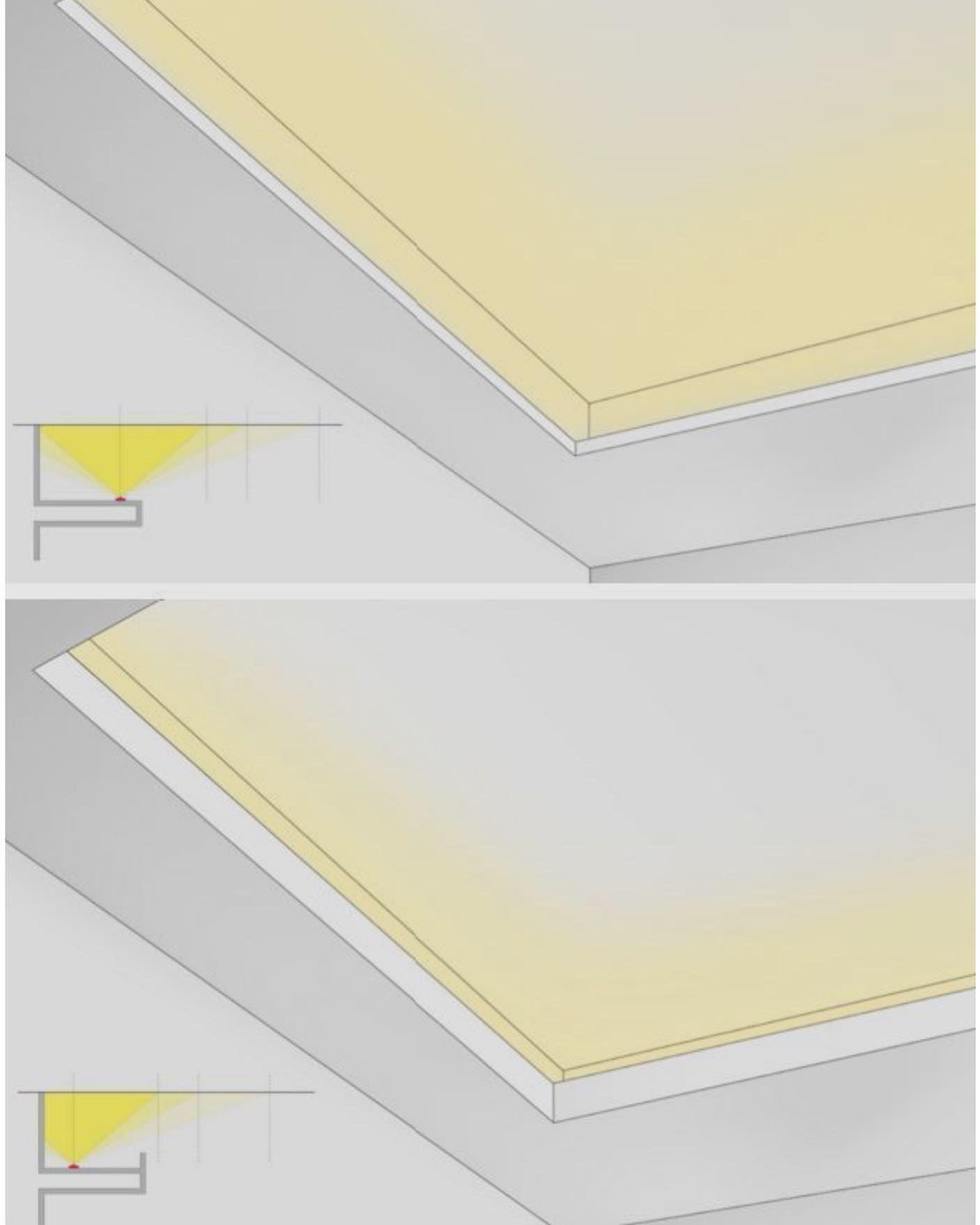 طريقة توزيع الإنارة تعطي انطباع المختلف للمكان مثال السقف لما حبينا الإضاءة تكون حولين السقف ركبنا الإضاءة في بداية الجبس عشان ي Computer Design Computer Mouse