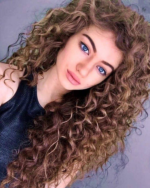Pin On Women Curly Hairstyles