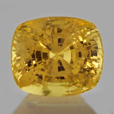 Sri Lankan - Yellow Sapphire attracts wealth and brings prosperity to the home.  It stimulates the intellect and improves overall focus, enhancing wisdom.  Yellow Sapphire assists in bringing fulfillment of ambition.  It aids in eliminating impurities from the body and stimulating the lymphatic system.  Treats liver and gallbladder problems as well as disorders of the spleen and stomach.