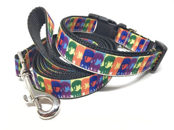 The Beatles Dog Leash Collar Set 1 Wide Ringo Pinterest Dogs