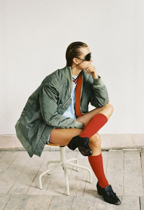 Martine Rose Spring 17.  menswear mnswr mens style mens fashion fashion style martinerose campaign lookbook