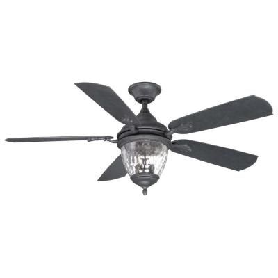 Luxury Porch Ceiling Fans with Lights