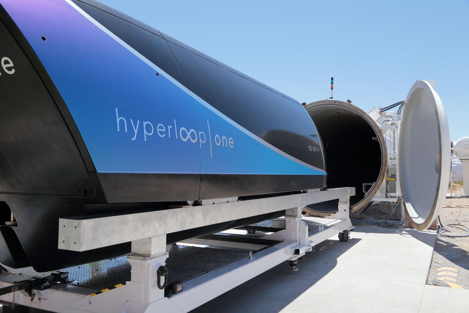 Friday briefing Virgin Hyperloop One rebrands following