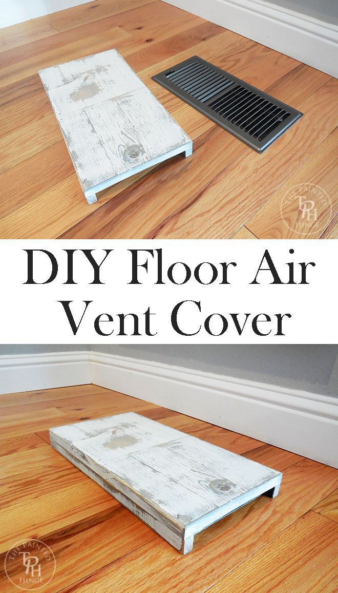 Do You Have Cats Ing Or Down Your Floor Air Vents So Gross I Did This Diy And It Totally Fixed The Problem