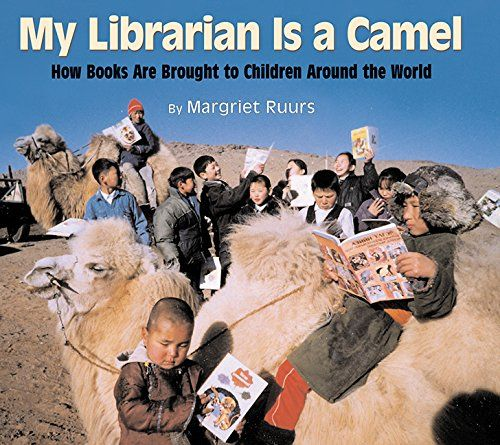 Pin On 3rd Grade 9 My Librarian Is A Camel