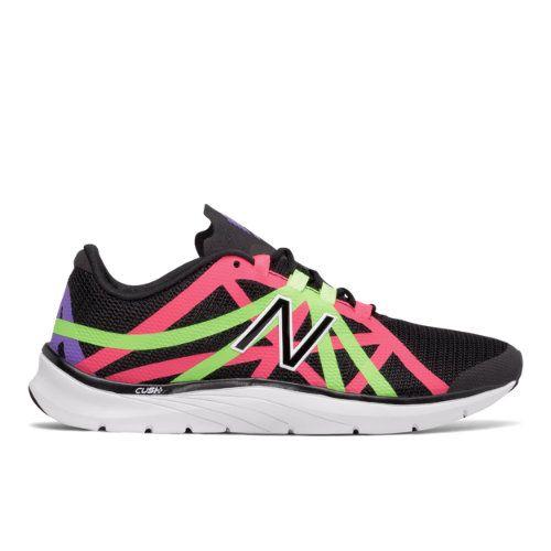 40ebae84741cb New Balance 811v2 Trainer Women's Cross-Training Shoes - Black/Pink  (WX811BM2)