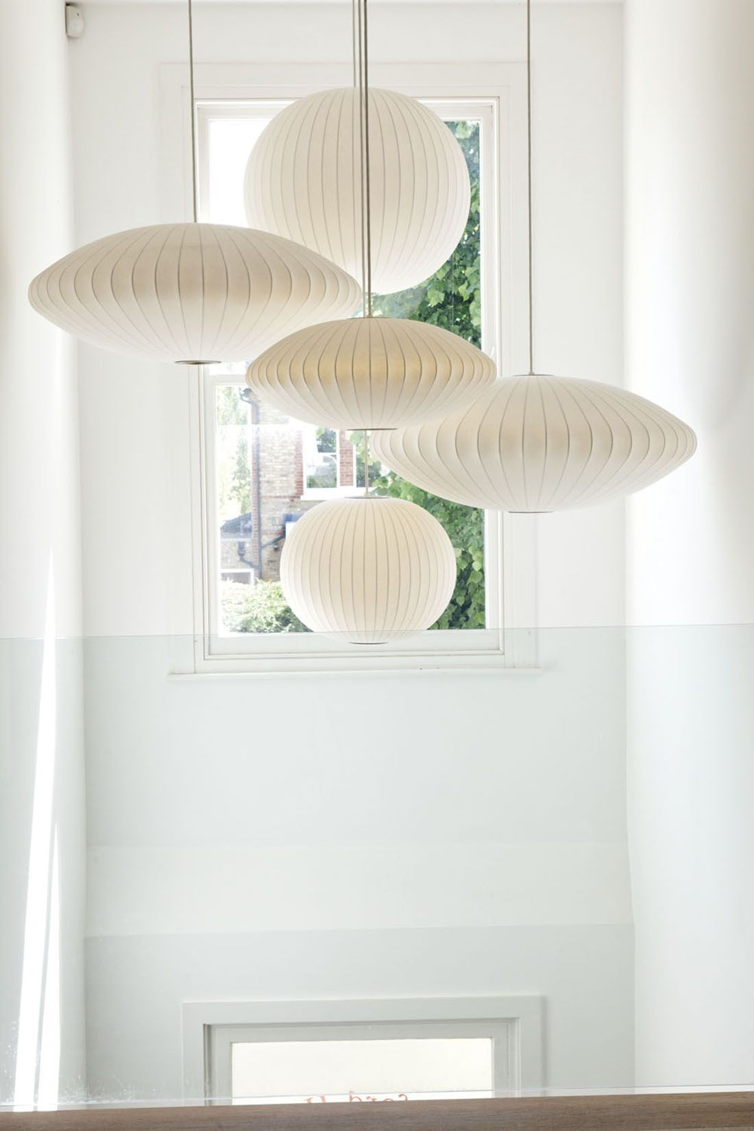 // Bubble Lamps / by George Nelson