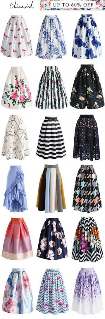 25+ Best Ideas For Skirt Floral Casual skirt is part of Fashion -
