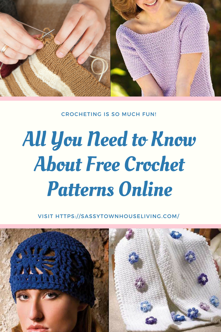 All You Need to Know About Free Crochet Patterns Online | Free ...