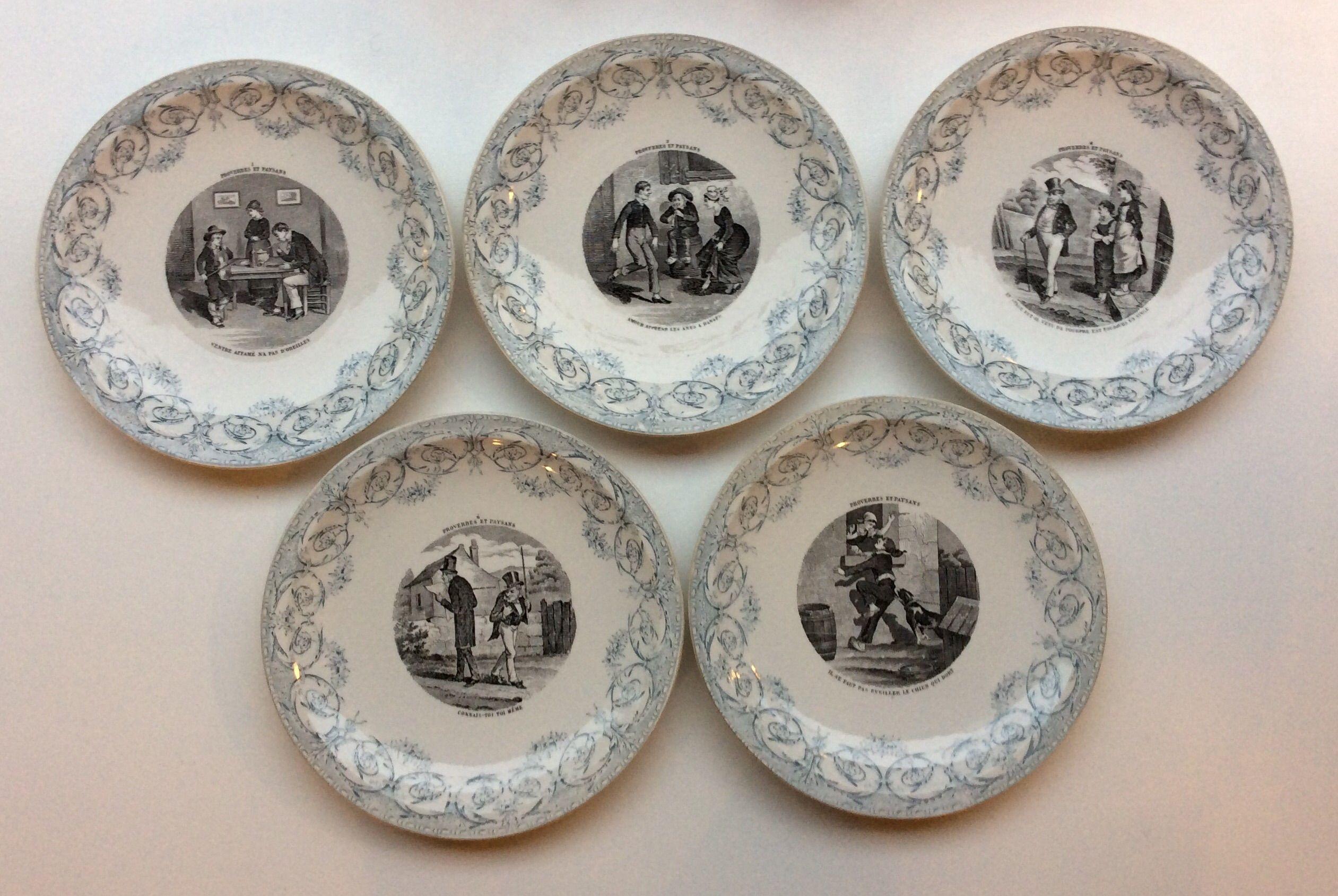 turkoosinsävyiset lautaset . halkaisija 22cm . 3 kpl . @kooPernu