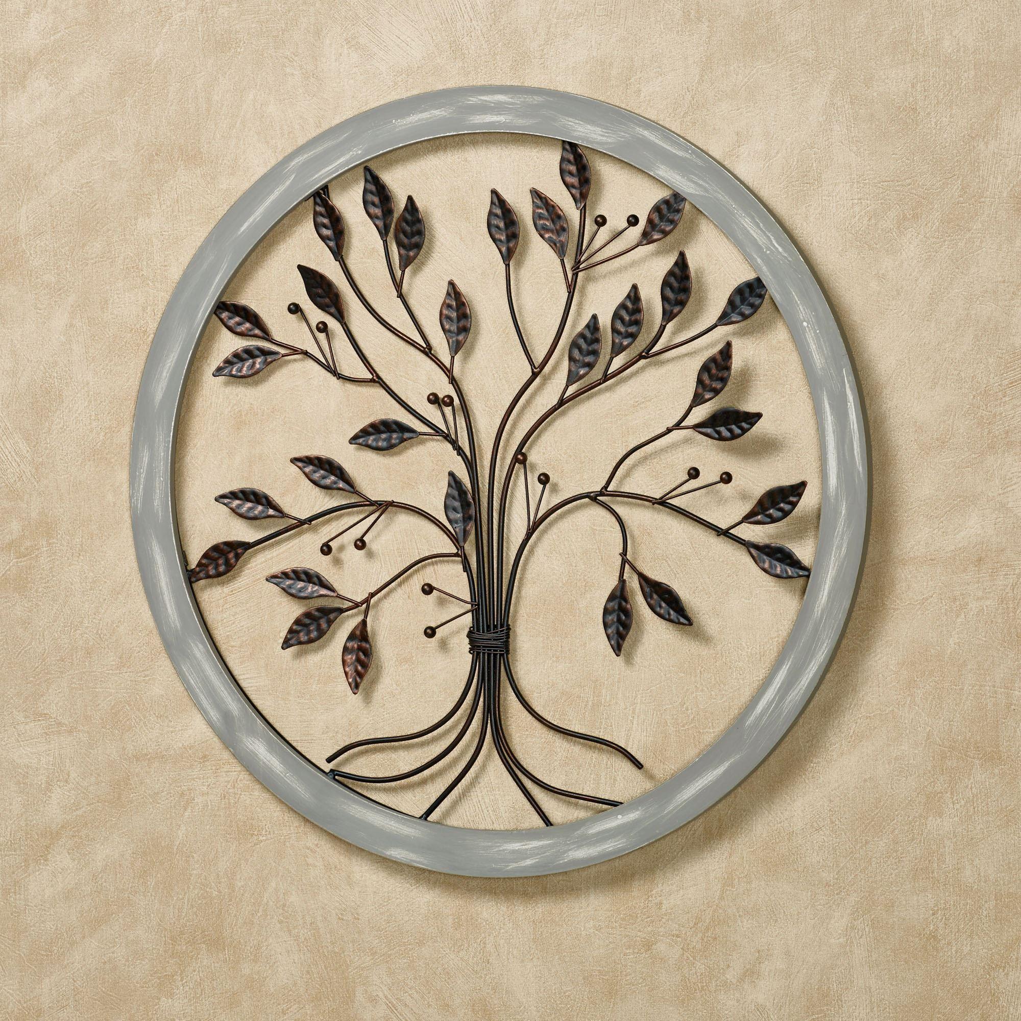 Tree of Life Round Wall Art CR Pinterest