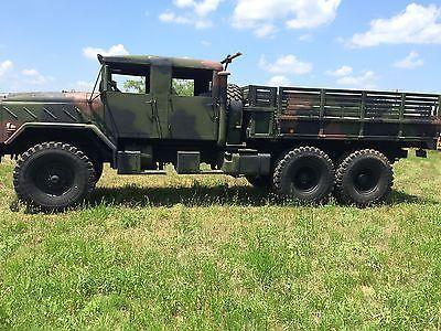 Custom Crew Cab M923 A2 5 Ton Military Truck 6x6 M998 M35A2