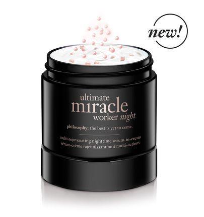 Ultimate Miracle Worker Night Night Creams Anti Aging Night Cream Moisturizer Cream