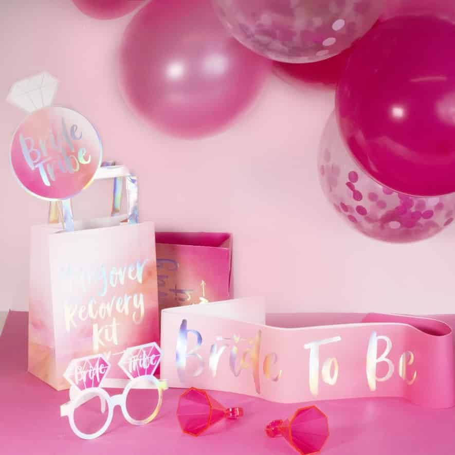 Everything You Need To Throw A Bride Tribe Hen Party