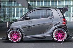 Smart Fortwo Tuning Von Autokonexion Smart Auto Smart Brabus