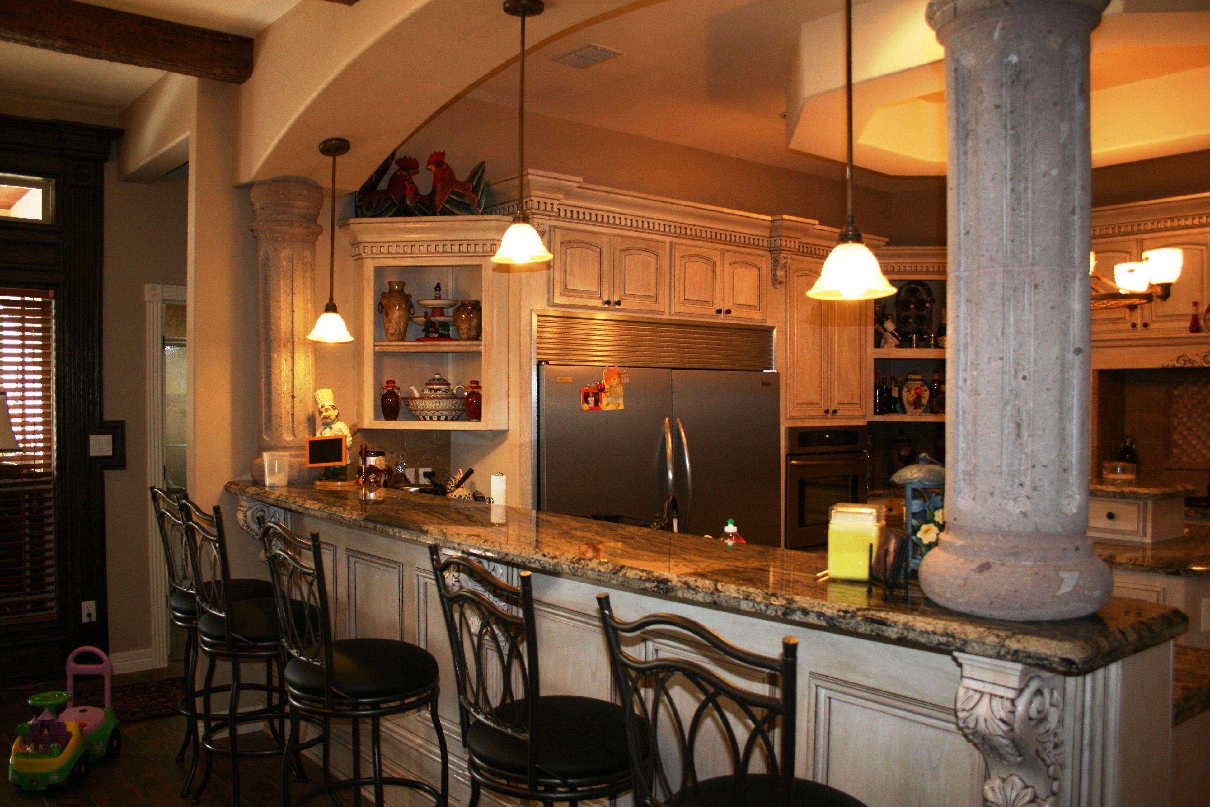 Future Kitchen Design Ideas ~ Kitchen bar designs hernandez residence ideas