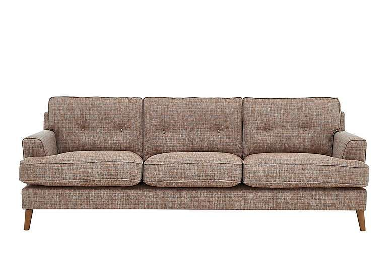 Inspirational Line 3 Seater Fabric Sofa New Design - Latest 3 seater sofa Beautiful