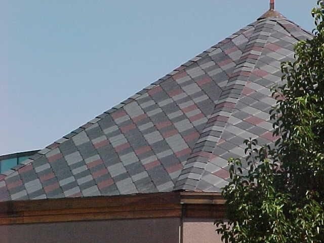 Ecostar Majestic Slate Tiles Multi Colored Slate Tile Slate Roof Crazy Colour