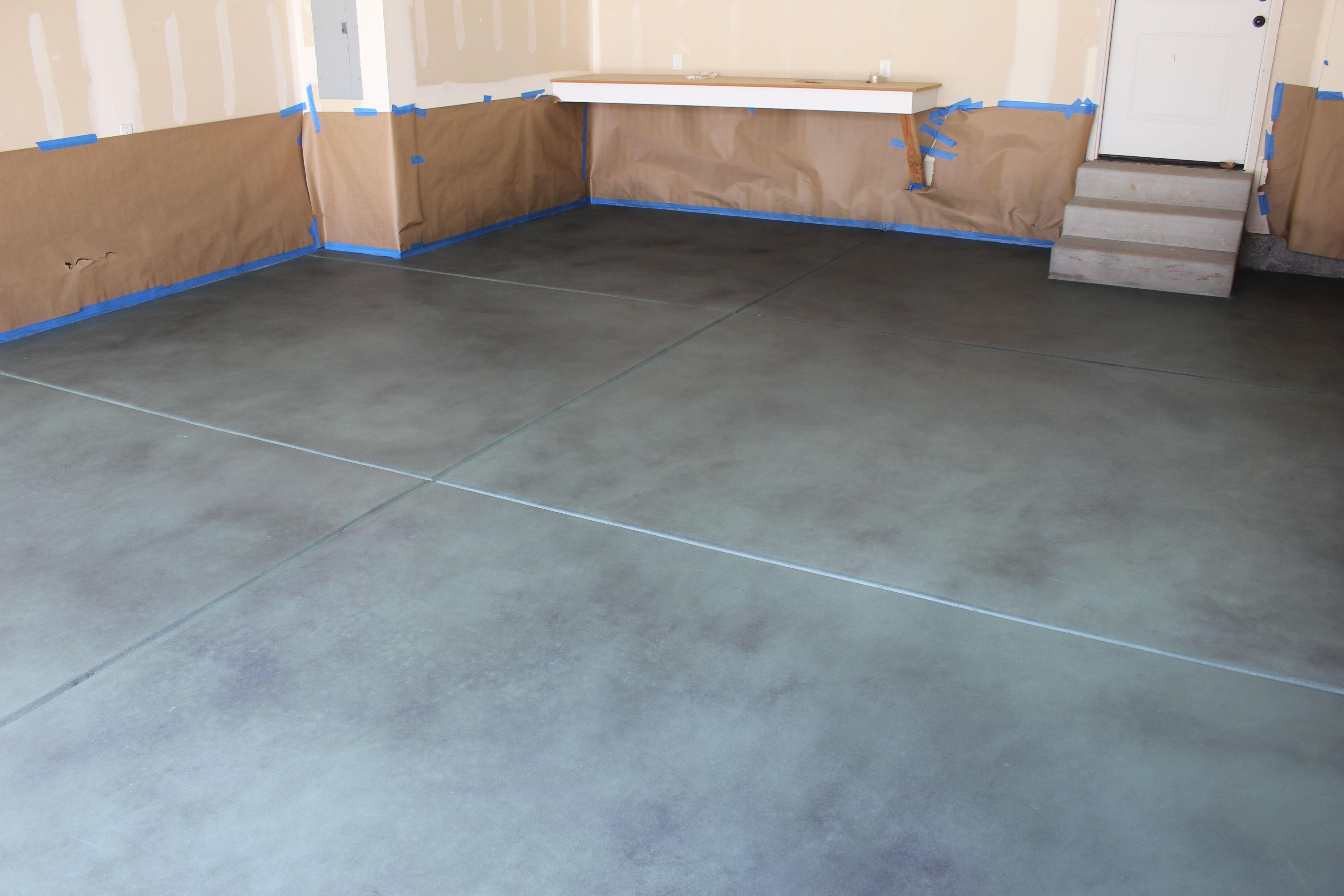 New Concrete Pad for Garage