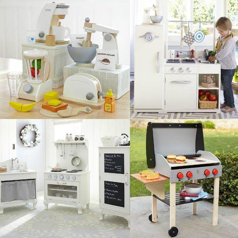 Cuisine Enfant Bois Idées Pour Surprendre Votre Petite - Cuisiniere largeur 50 pour idees de deco de cuisine