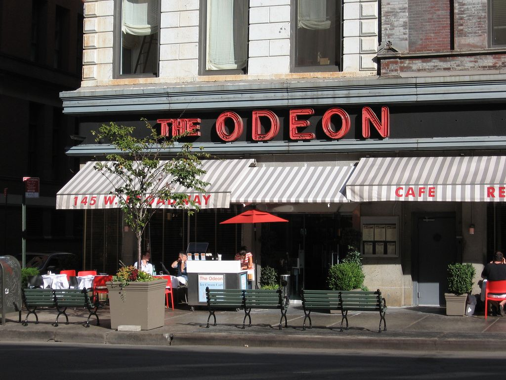 The Odeon Tribeca I Love This Cozy Neighborhood Spot For Brunch Visit New York Nyc Life Manhattan Trip